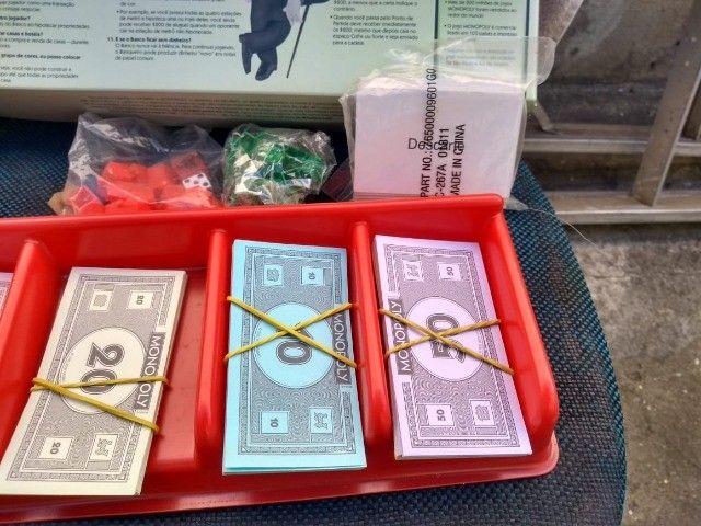 jogo monopoly (banco imobiliario) - Foto 2