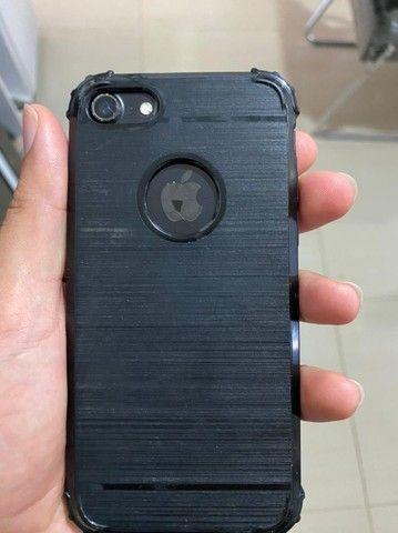 Iphone 7 128 Gb Preto  - Foto 2