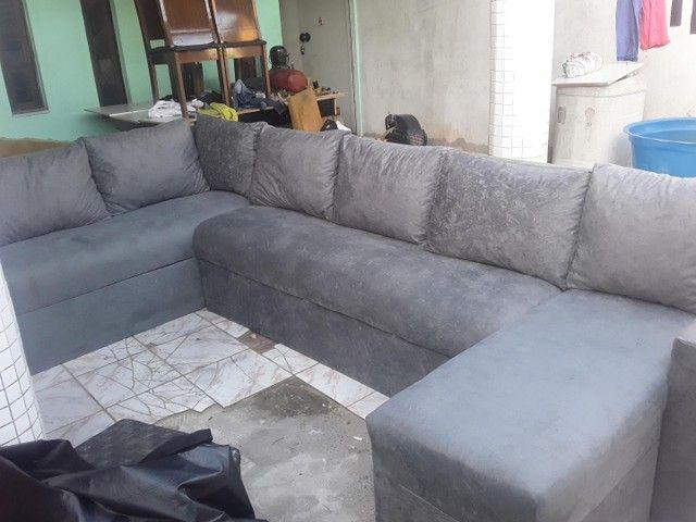 Reforma e conserto de sofa