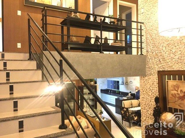 Casa de condomínio à venda com 4 dormitórios em Oficinas, Ponta grossa cod:393415.001 - Foto 15