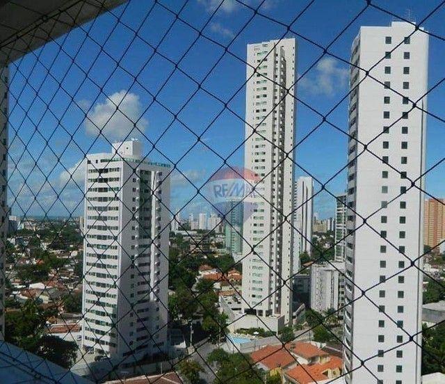 Apartamento com 2 dormitórios à venda, 60 m² por R$ 320.000,00 - Aflitos - Recife/PE - Foto 11