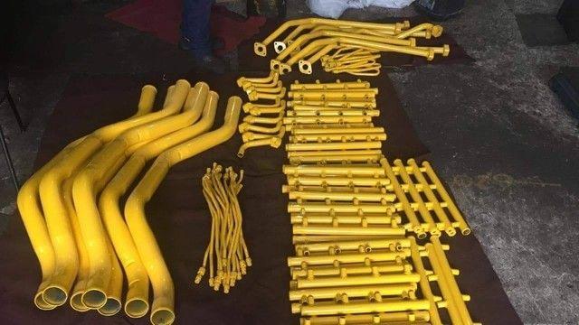 Tubos para tratores e Máquinas Agricolas - Foto 6
