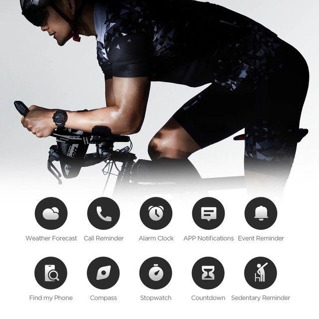 Amazfit Stratos 2 - smartwatch - Foto 3