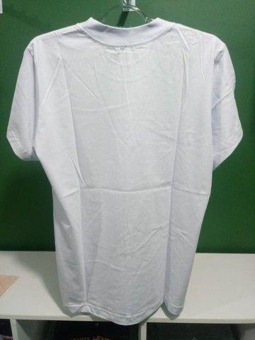 Camisa Raiders NFL Branca Masculina - Foto 3