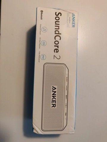 Caixa de som Bluetooth Anker SoundCore (LACRADO) - Foto 5