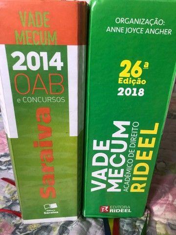 Livros Vade Mecum  - Foto 4