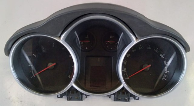 Painel de Instrumentos Chevrolet Cruze 2013