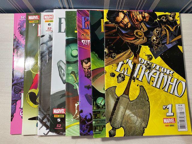 HQs Marvel e DC  - Foto 5