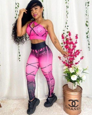 Promoção em moda fitnes  - Foto 2