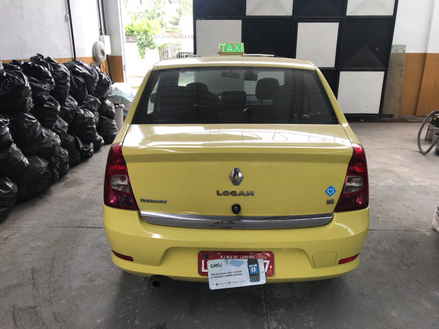 Logan Táxi - R$ 44.999 - Foto 5