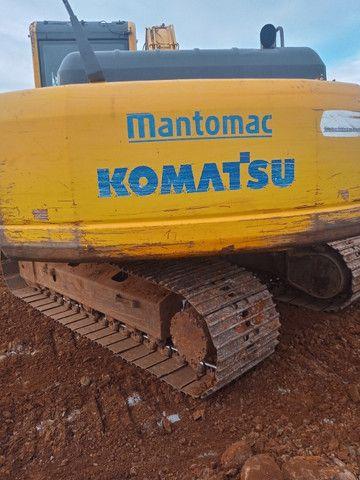 Komatsu PC160 lc8 - Foto 2