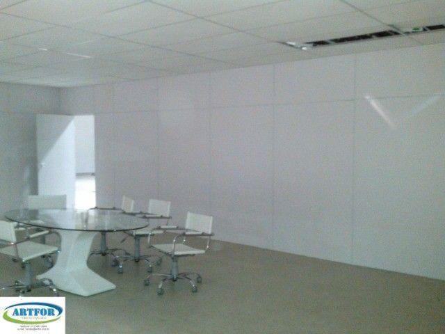 Artfor - Divisórias Eucatex, Dry Wall, Paredes Gesso, Divisórias Acústicas. - Foto 2