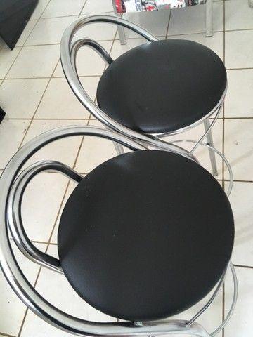 Banquetas aço inox  - Foto 4