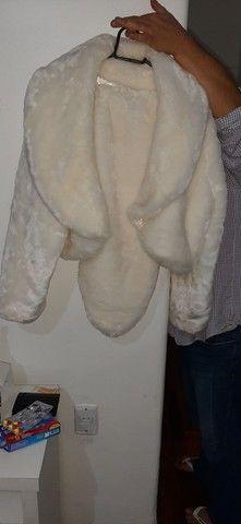 Jaqueta de pele  - Foto 3
