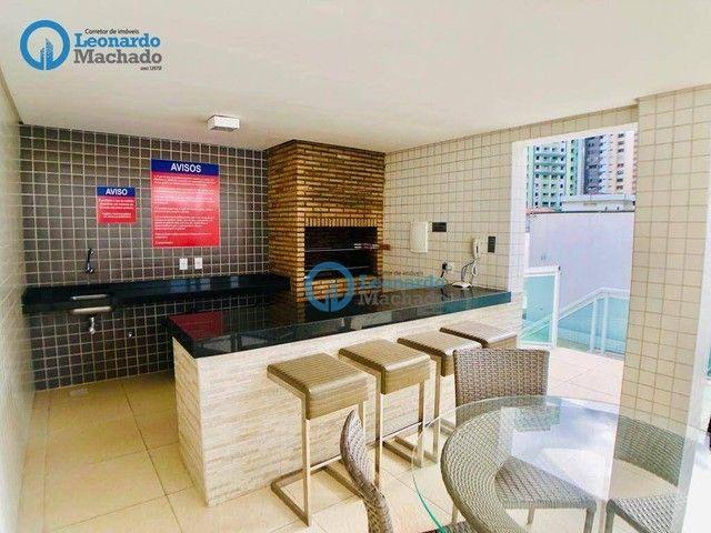 Apartamento com 2 dormitórios à venda, 86 m² por R$ 600.000 - Mucuripe - Fortaleza/CE - Foto 17