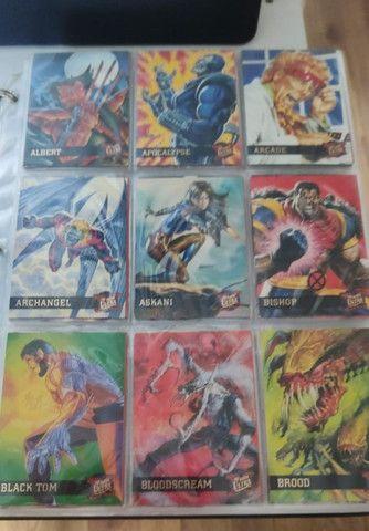 Cards Colecionaveis de Super Herois - Foto 4