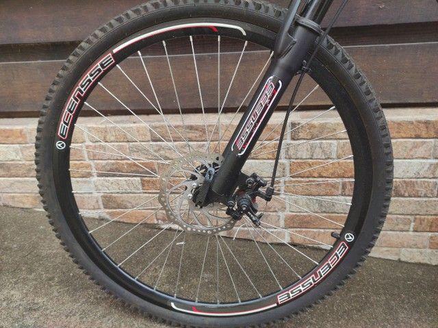 Bicicleta Alfameq Ecensse aro 26 - Foto 4