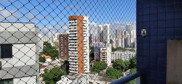 Apartamento com 3 dormitórios à venda, 79 m² por R$ 470.000,00 - Aflitos - Recife/PE - Foto 4
