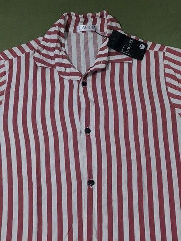 Camisa lagois - Foto 4