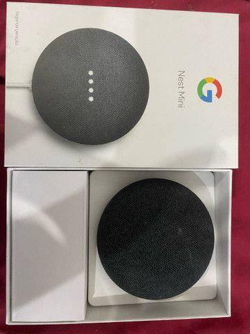 Caixa De Som Inteligente Google Nest Mini 2° geracão