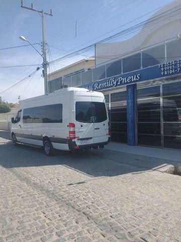 Sprinter 515 21 lugares e executiva  2019 analiso trocas - Foto 8