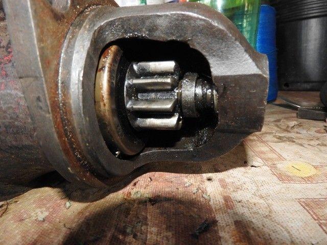 Vendo ou troco motor de partida bosch diesel  - Foto 3