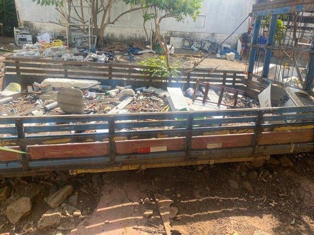 Carroceria de madeira caminhão 3/4 - Foto 2