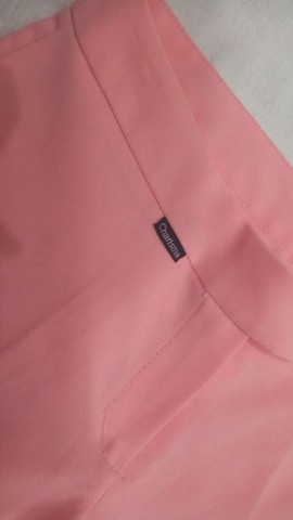 Calça social pantalona rosé Charisma - Foto 3