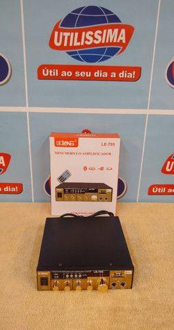 Mini modulo amplificador Lelong / le-705 ? Entrega grátis - Foto 4
