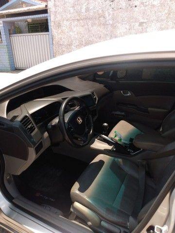 Honda Civic LXL 2012 Manual - Foto 5