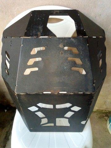 Protetor de cárter da NC 750x - Foto 4