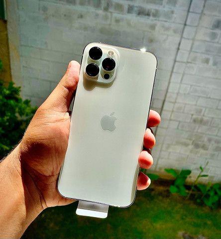 iPhone 12 Pro Max de 128gb, NOVO NA CAIXA LACRADA E A PRONTA ENTREGA  - Foto 4