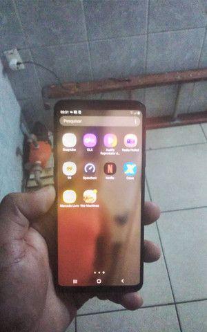 Samsung s9+ e fone Bluetooth novo - Foto 4