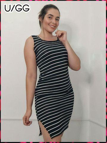 Vestido de fio torcido  - Foto 3