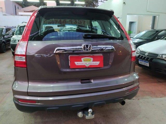 Honda CRV EXL 2.0 Cinza - Foto 5