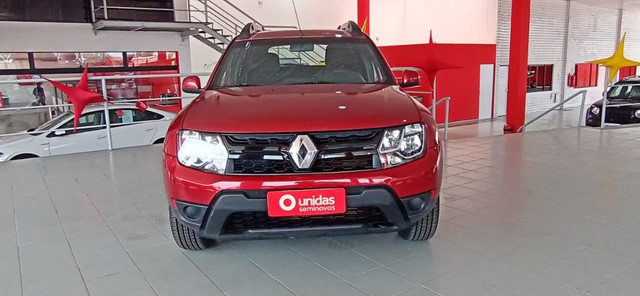 Duster Expression 1.6 4P 2020