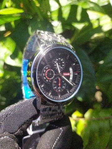 Relógio Masculino NiBOSi Original - Foto 3