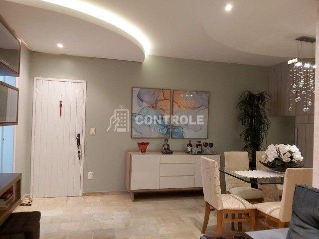 (RR) Apartamento 03 dormitórios, sendo 01 suite, no bairro Balneário, Florianópolis. - Foto 6