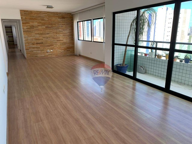 Apartamento com 3 dormitórios à venda, 130 m² por R$ 970.000,00 - Aflitos - Recife/PE - Foto 6