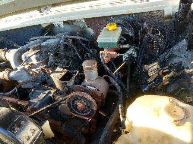 Vendo, D10 ano 84/84 motor Q20B turbo - Foto 3