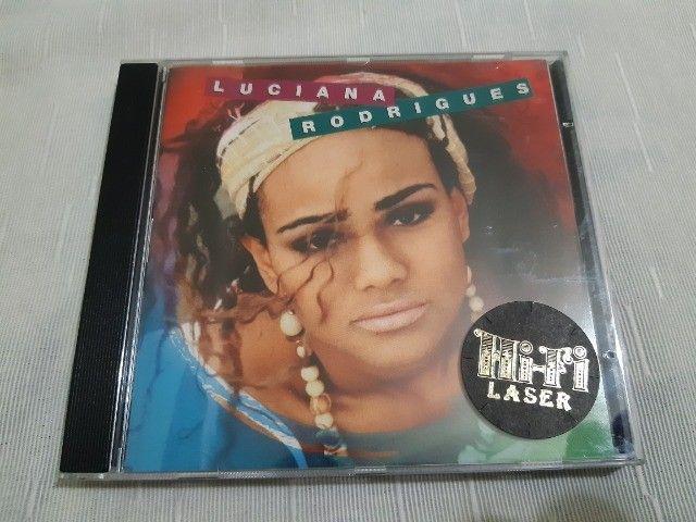 Raro Cd Luciana Rodrigues - 1° Disco (1995) - Excelente Estado