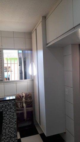 Transferência Porteira Fechada Apartamento Todo Planejado Próximo AV. Duque de Caxias - Foto 6