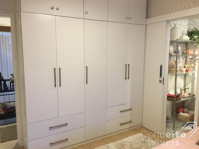 Casa de condomínio à venda com 4 dormitórios em Oficinas, Ponta grossa cod:393415.001 - Foto 10