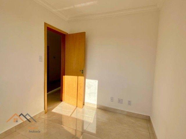 Apartamento com 2 quartos à venda, 45 m² por R$ 189.000 - Piratininga (Venda Nova) - Belo  - Foto 10