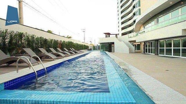 Apartamento à venda, 164 m² por R$ 1.313.737,46 - Guararapes - Fortaleza/CE - Foto 15