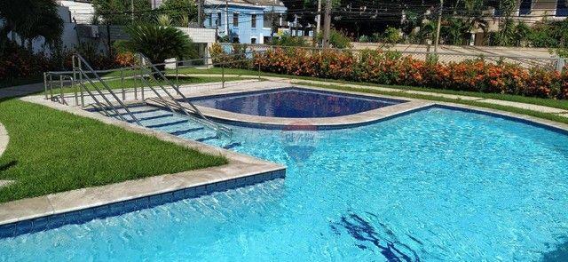 Apartamento com 3 dormitórios à venda, 79 m² por R$ 470.000,00 - Aflitos - Recife/PE - Foto 3