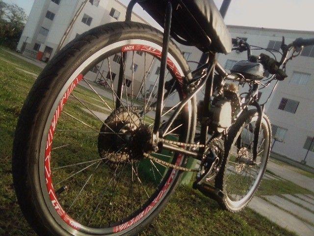 bike motorizada 80cc - Foto 2