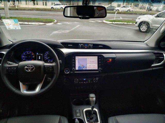 Hilux 2.8 Srv 4x4 cd 16V Diesel 4P Automática  - Foto 7