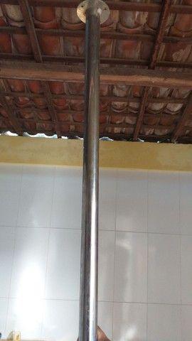 Barra em L de aço inox puro medida 2.28 por 2.28  , excelente para Frigoríficos . - Foto 3