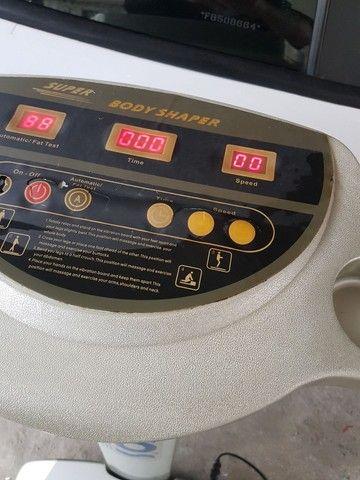 Plataforma vibratória  kikos fitness store - Foto 3